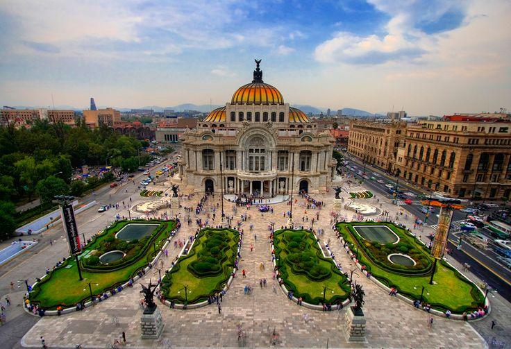 Cidade do México                                                                                                                                                                                 Mais
