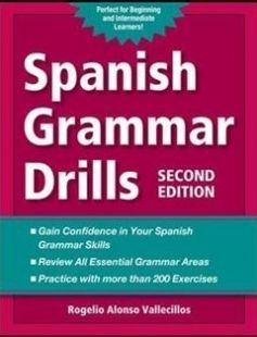 Spanish Grammar Drills 2nd Edition free download by Rogelio Alonso Vallecillos Essential Spanish Verb Skills ISBN: 9780071789479 with BooksBob. Fast and free eBooks download.  The post Spanish Grammar Drills 2nd Edition Free Download appeared first on Booksbob.com.