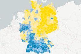 """Axel Plünnecke im Deutschlandfunk - """"Der Osten droht dauerhaft abgehängt zu werden"""""""