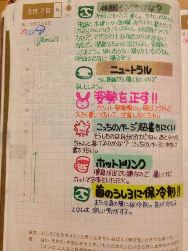 ほぼ日手帳 - ジャニ蔵のほぼ日手帳の使い方・トラベラーズノート・なんでもブログ