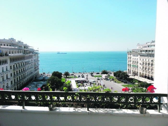 Aristotelous Square - Thessaloniki - Greece