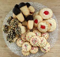 Italian Butter Cookies 1952