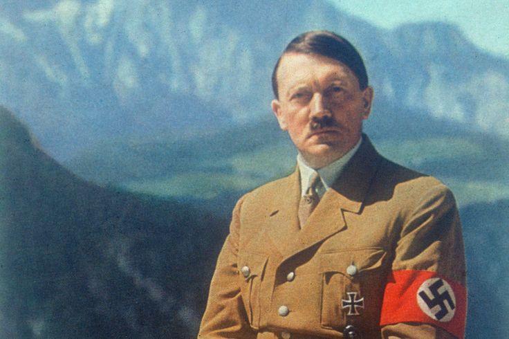 अडोल्फ़ हिटलर जीवन परिचय   Adolf Hitler biography in Hindi - http://www.achhiduniya.com/adolf-hitler-biography/