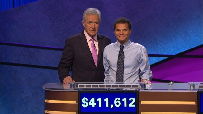 2015 JEOPARDY WINNERS - SMART WITH & HAD NICE PERSONALITY!