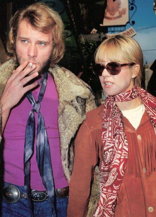 Johnny et Sylvie PHOTOS~C