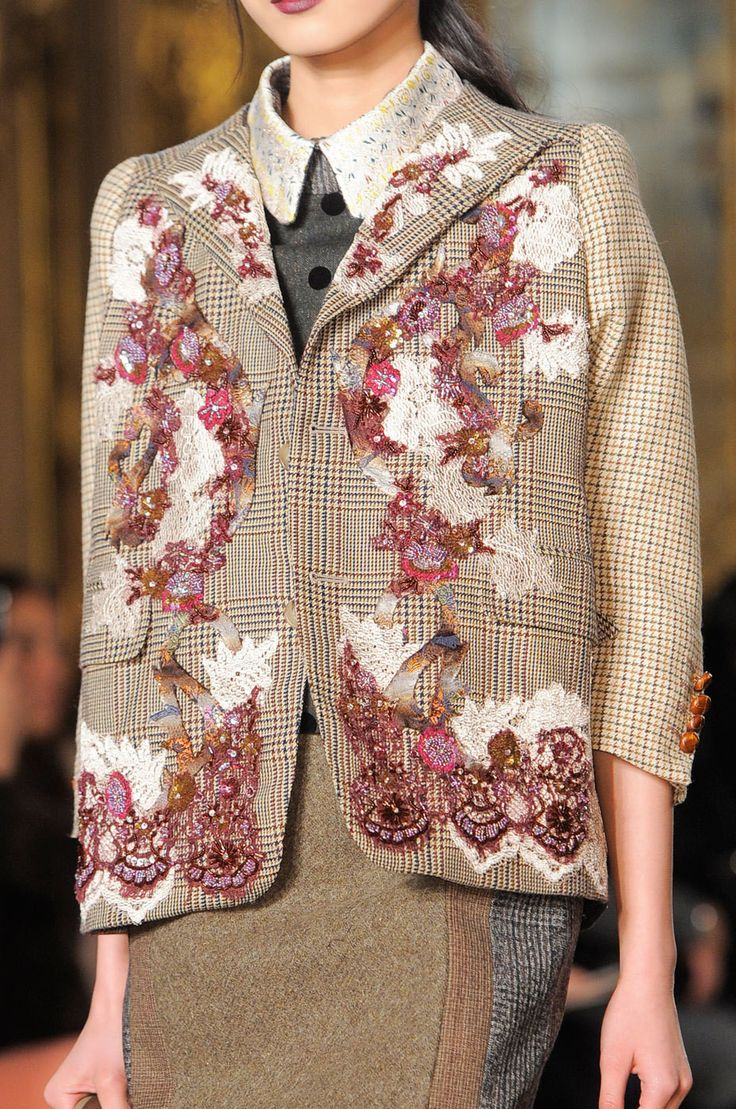 Antonio Marras at Milan Fall 2013 (Details)