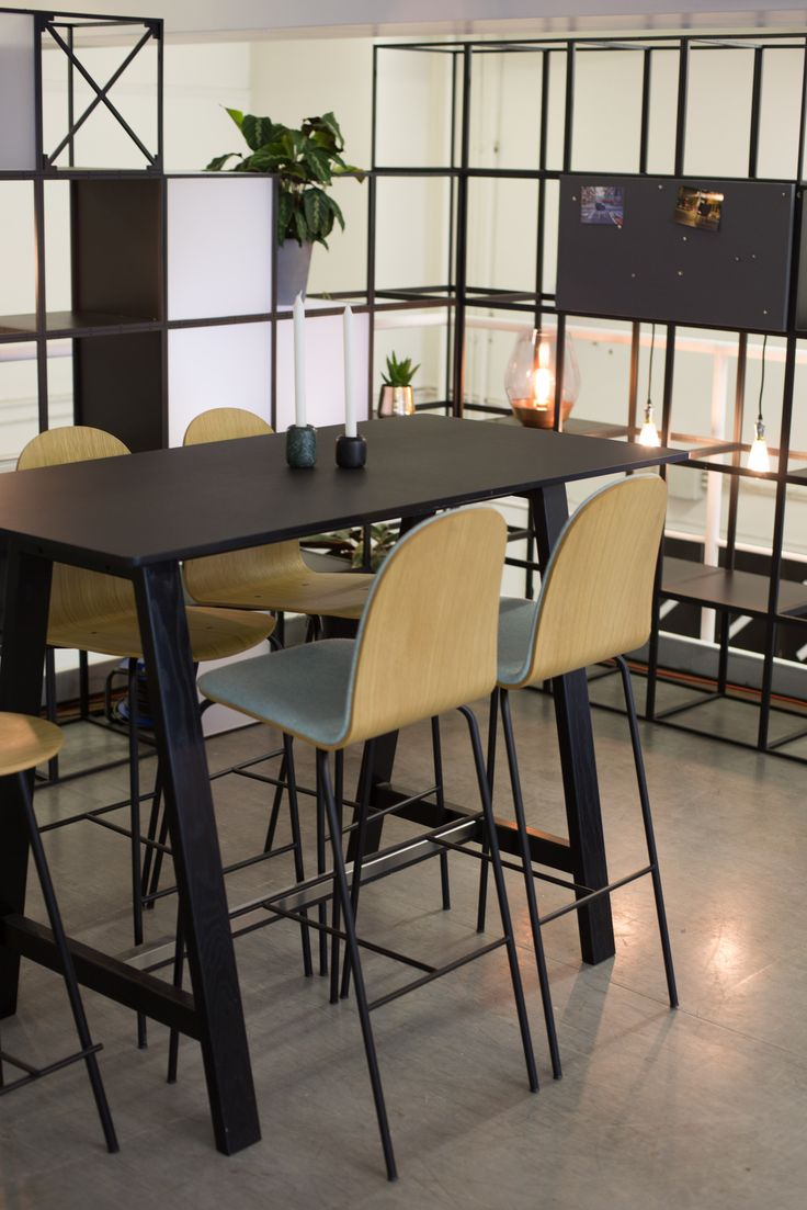NamNam Barstools, Bykato High tables and GRID System