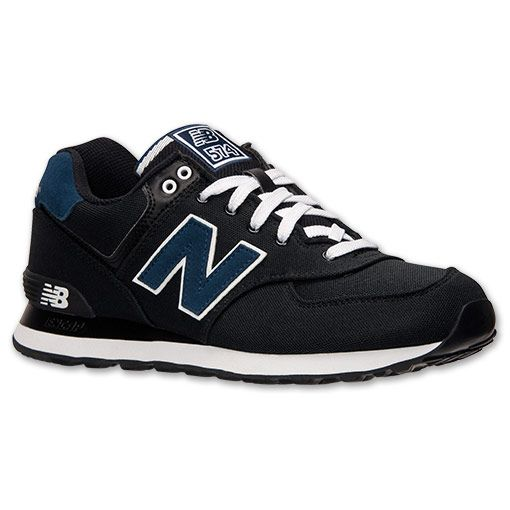 Mens Casual Shoes New Balance Mens 574 Pique Polo Casual Sneakers from Finish Line Casual Shoes Symbol Of The Brand
