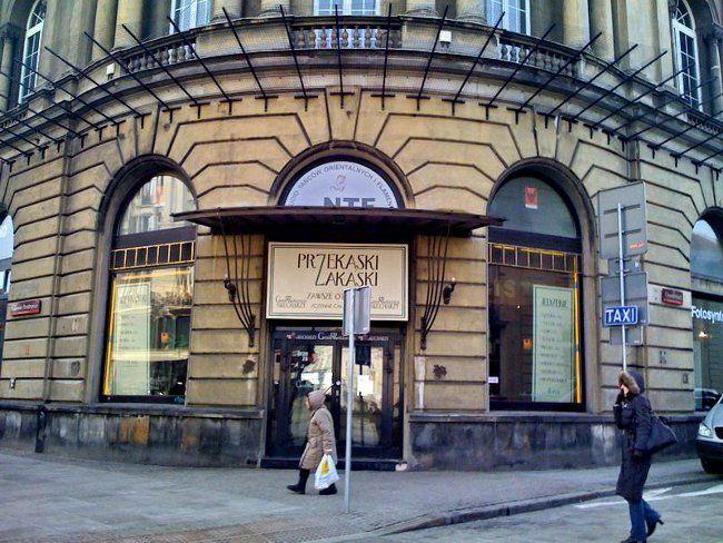 Przekąski Zakąski -- in Old Town (Warsaw) -- cheap food and drinks