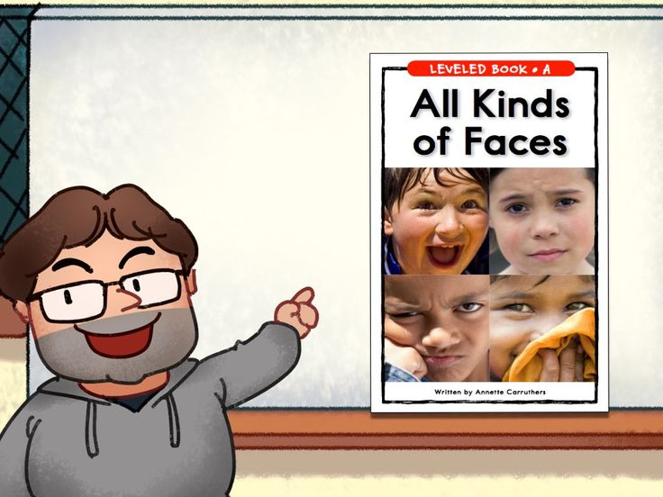 All Kinds of Faces - Burton's School