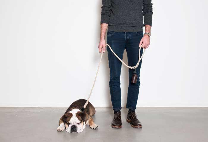 dog leash hennep | handmade!