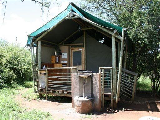 Safari Tent - lower sabie restcamp - Kruger Park