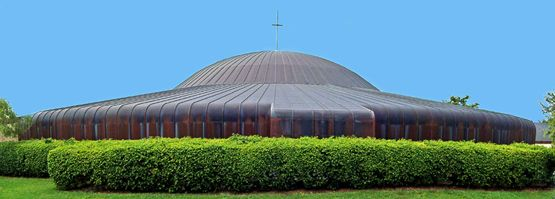 Adom St Louis Church Main Church Catholic Church Diocese