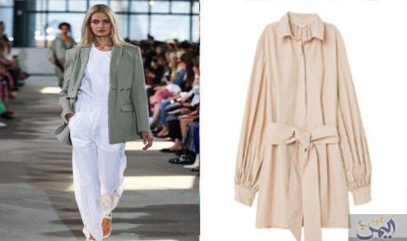 الألوان الترابية تتصدر الفئة المحايدة وتتماشي مع جميع الفصول Fashion Coat Duster Coat