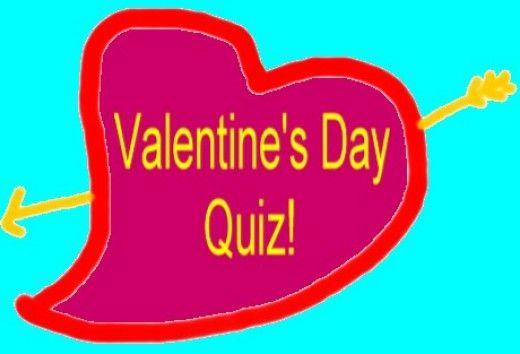 Fun Free Valentine's Quiz