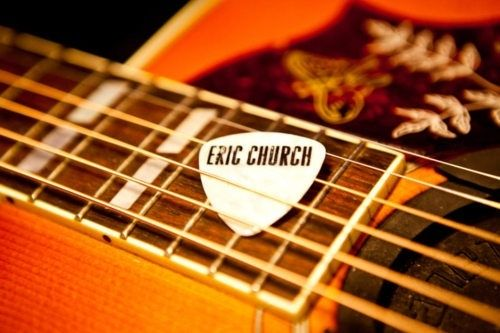 Eric Church! I ♥ this picture!