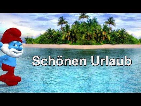 Schönen Urlaub Ferien Holliday ob in Spanien, Italien, Holland Schlumpf der Schlümpfe Zoobe deutsch - YouTube
