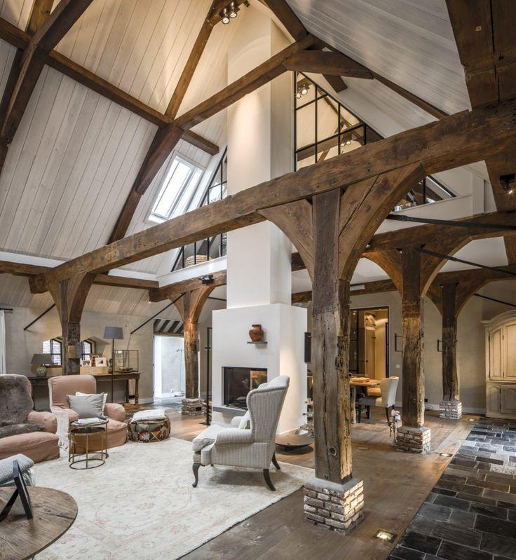ber ideen zu dachstuhl auf pinterest dachboden dachgeschoss schlafzimmer und regal. Black Bedroom Furniture Sets. Home Design Ideas