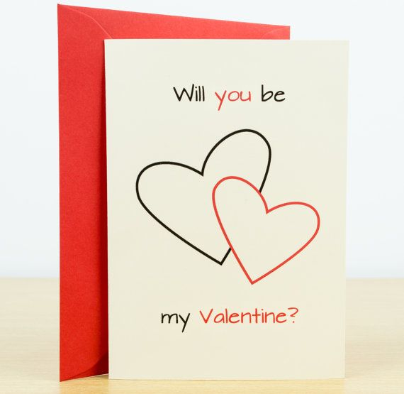 35 best Greeting and love cards images – Small Valentine Cards