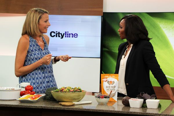 Welcome to the Cityline 21-day boot camp!