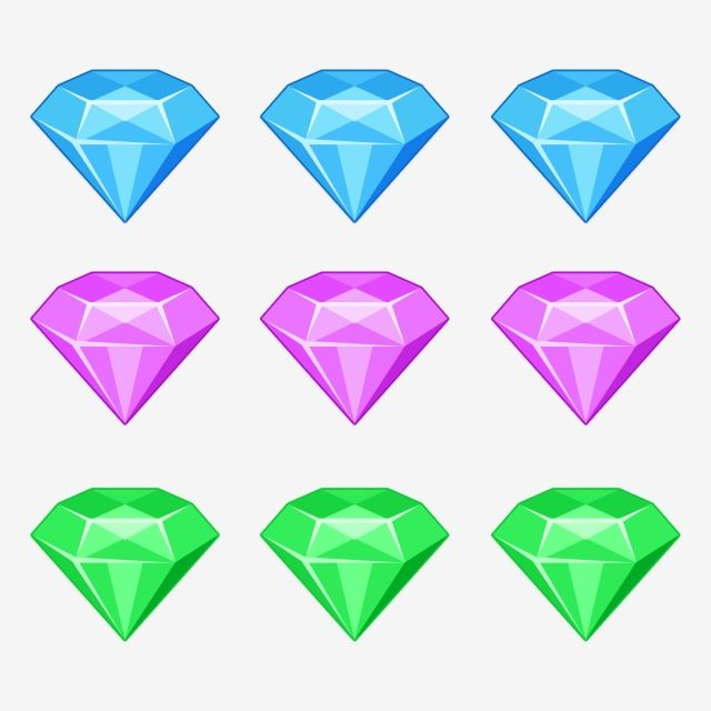 Polygonal Diamond Icons Jewel Symbol Illustration Polygonal Diamond Icons Png Transparent Clipart Image And Psd File For Free Download Diamond Icon Symbols Illustration