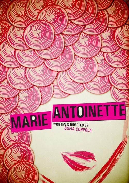 Marie Antoinette by Linda Hordijk | via tumblr