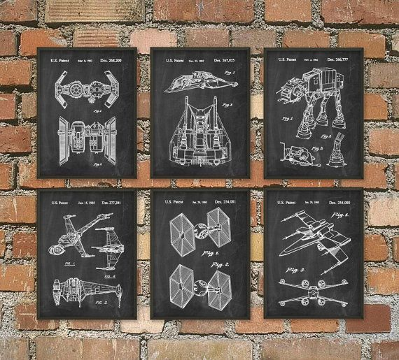 Star Wars Painting Star Wars Gifts 2019 In 2020 Star Wars Wall Art Star Wars Bedroom Star Wars Bedroom Wall