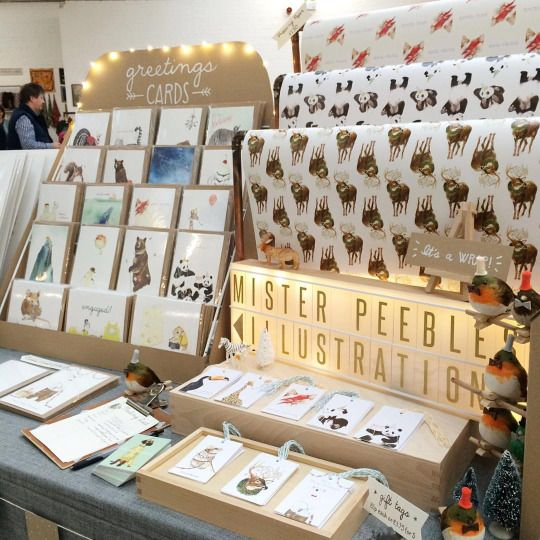 Mister Peebles - Renegade Craft Fair. Artists on tumblr
