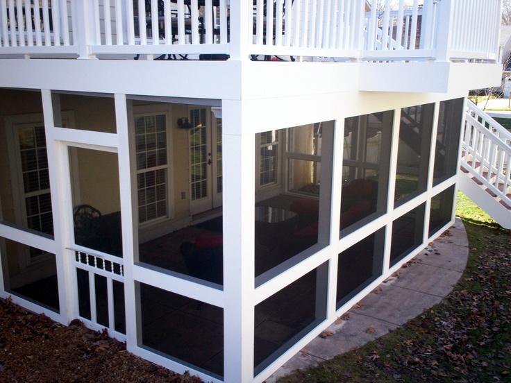 53 best under deck ideas images on pinterest | outdoor ideas ... - Under Deck Patio Ideas