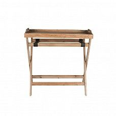 Butler Tray Table made out of pine