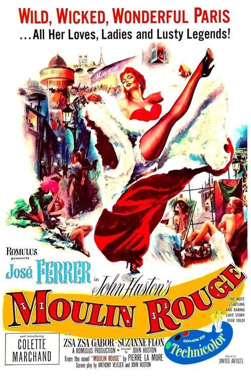 Watch->> Moulin Rouge 1952 Full - Movie Online