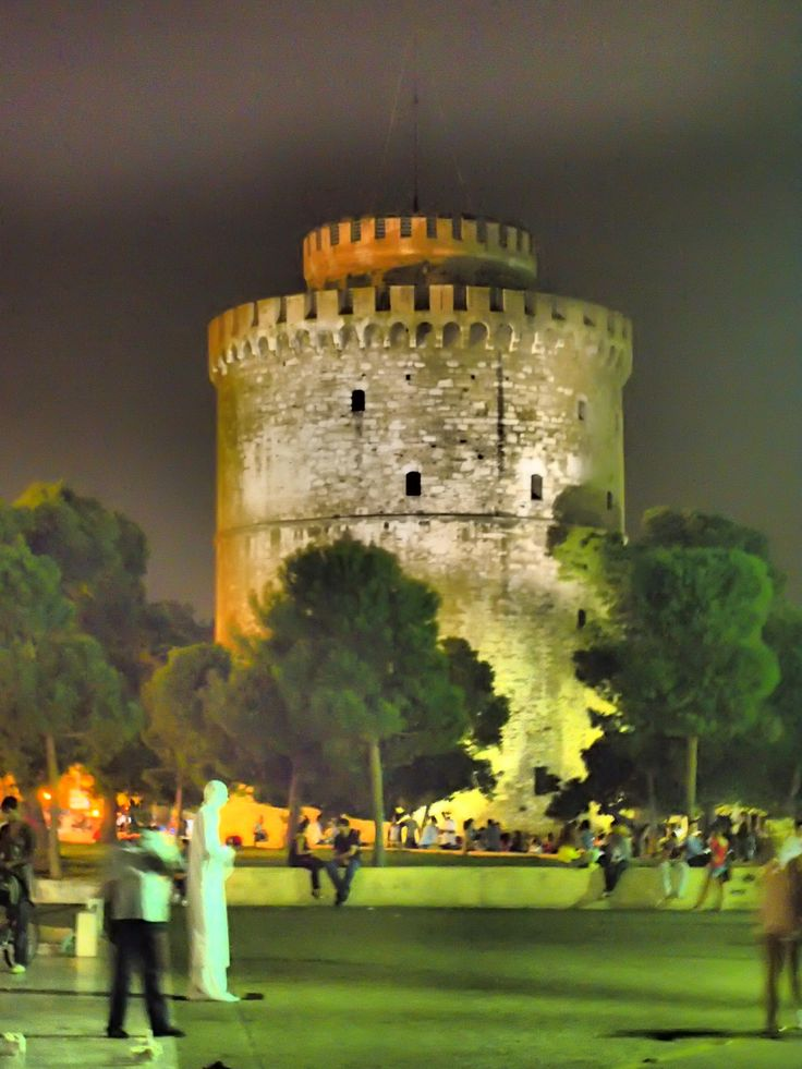White Tower by maria valkani on 500px