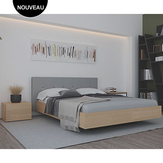 17 best images about meubles pas cher on pinterest canape salon armoires and euro. Black Bedroom Furniture Sets. Home Design Ideas