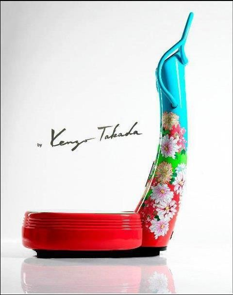 Power Plate By Kenzo- oh my god