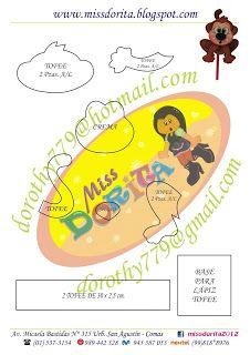 Miss Dorita: Lapicitos en Filigrana