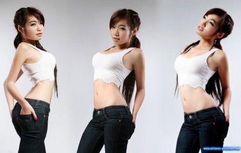 Elly Tran Ha sexy Wallpaper