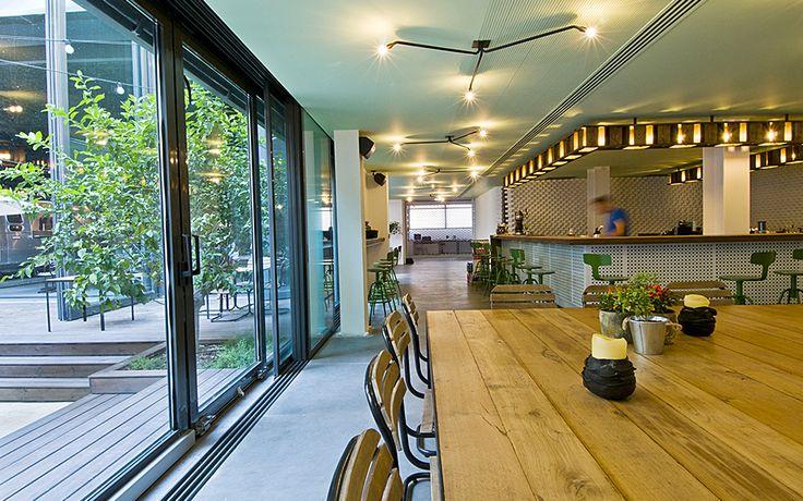 48 Urban Garden: Dinner at the Gallery - Greece Is