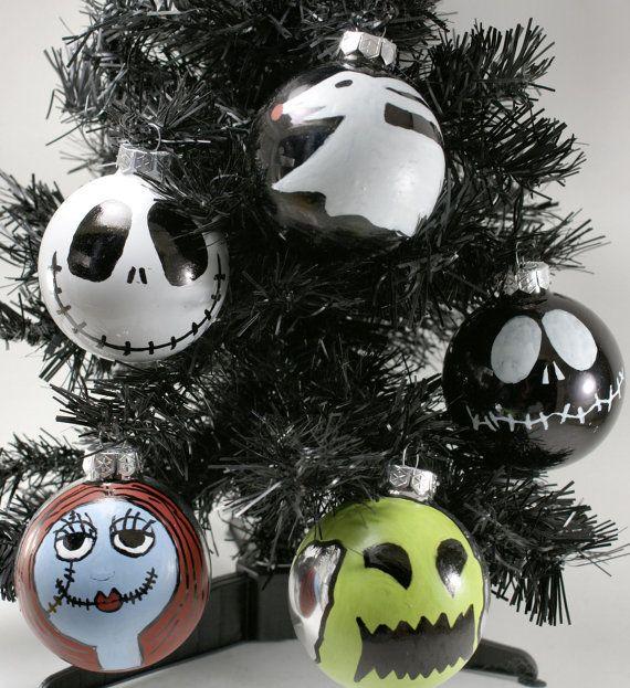 The Nightmare Before Christmas Jack Skellington, Sally, Oogie Boogie & Zero