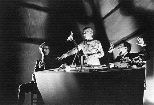 Expressionist Drama - Paul Green and Kurt Weill's Johnny Johnson
