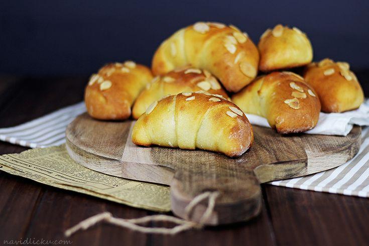 Svatomartinské rohlíčky s ořechovou náplní | Na vidličku food blog