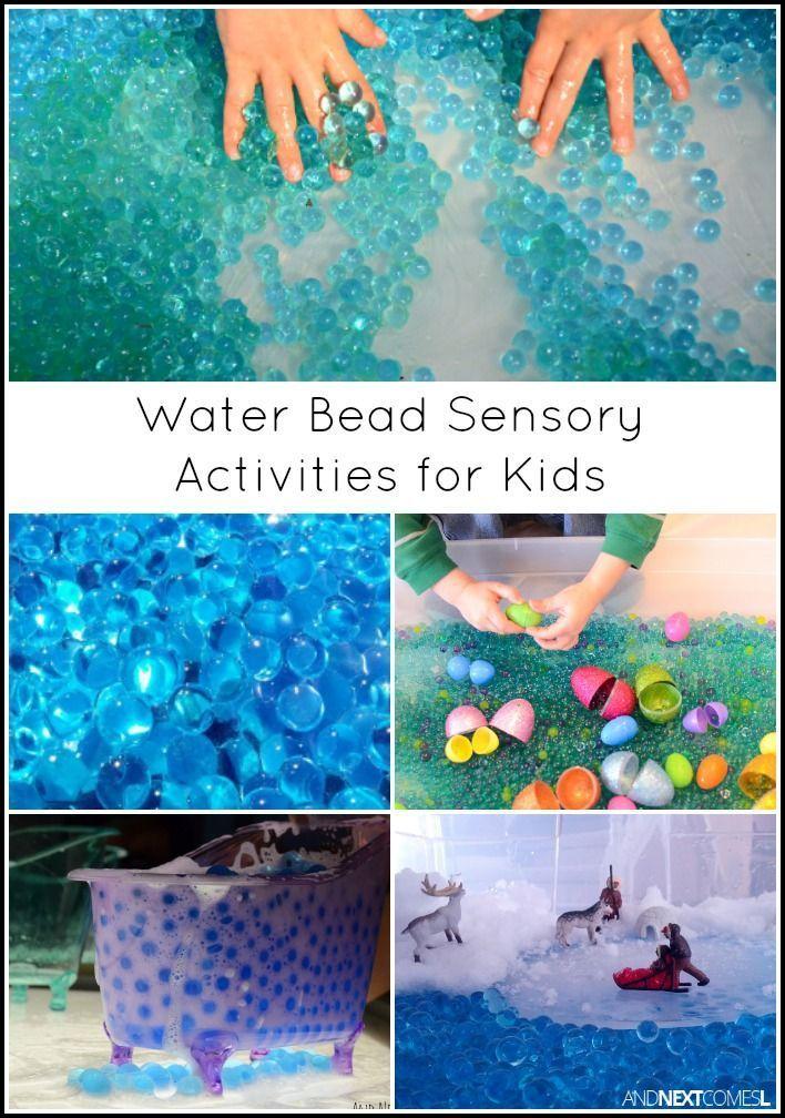 Water Bead Activities