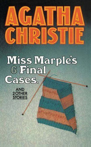I want to be Miss Marple when I grow up