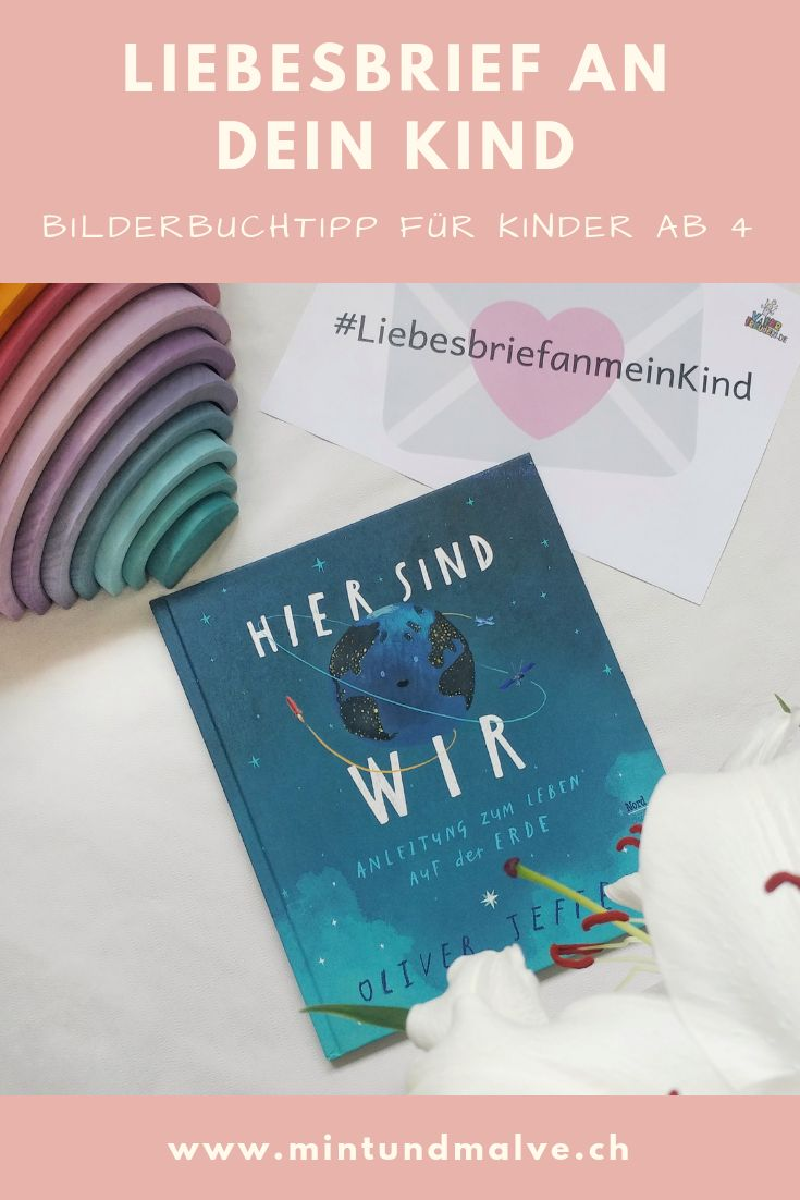 Hier sind wir (Oliver Jeffers) – Be May