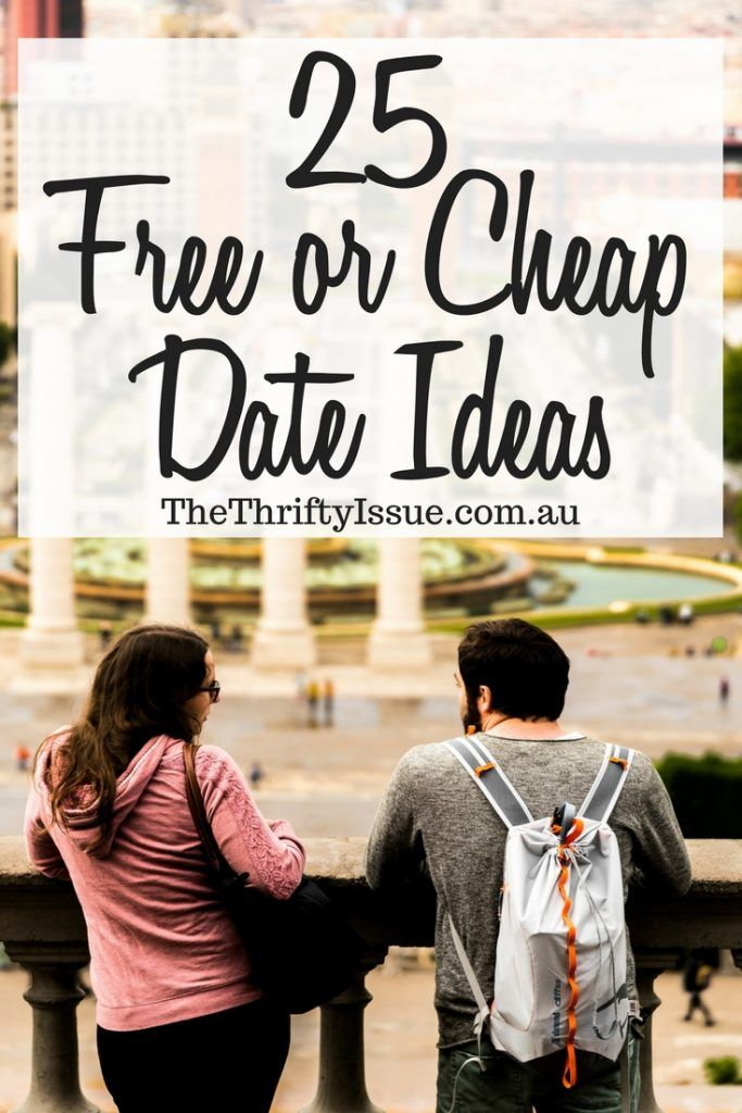 25 free or cheap date ideas - The Thrifty Issue
