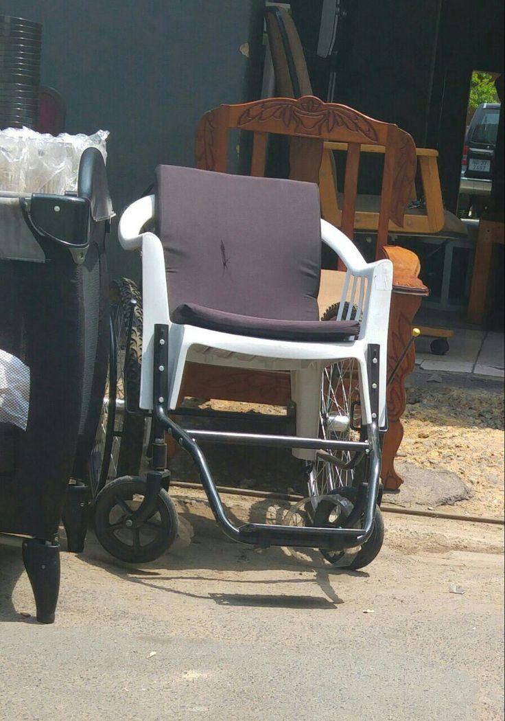 Pawnshop wheelchair...