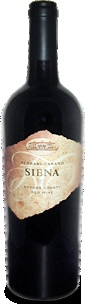 Thanksgiving Wine Pairing Suggestion: Ferrari-Carano's 2010 Siena Sonoma County - available at the Piggly Wiggly at The Market Common