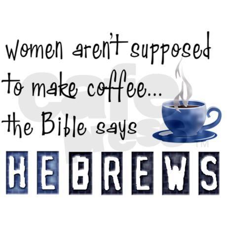 Bible Says Hebrews Mousepad by tshirtdiva