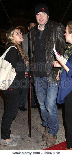Brendan Fraser 20th Hamptons International Film Festival - 'Whole Lotta Sole' - Premiere Long Island, New York - 06.10.12 Featuring: Brendan Fraser Where: United States When: 06 Oct 2012 - Stock Image