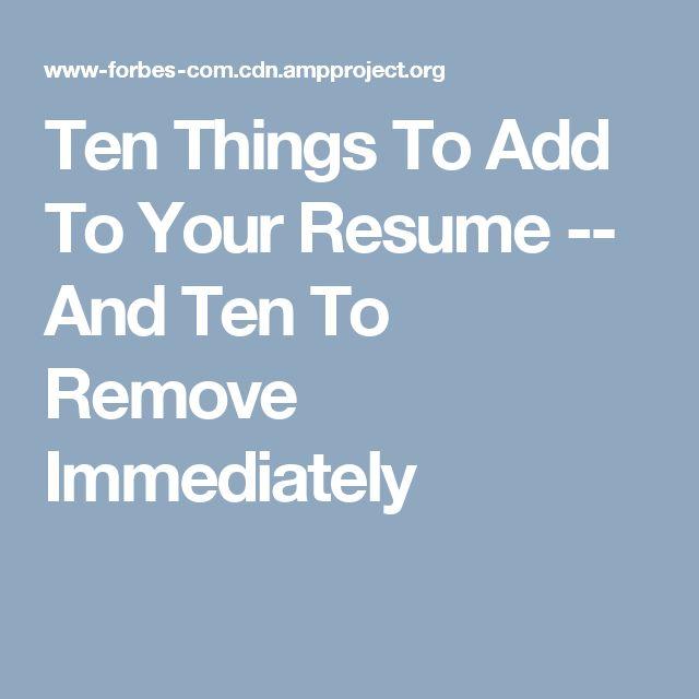 Best 25+ Resume helper ideas on Pinterest Cv format for job, Cv - how to improve your resume